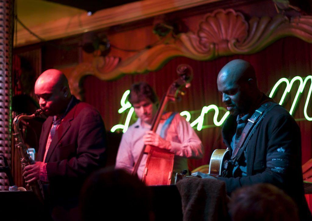Green Mill Musicians Chicago Rebecca Anne