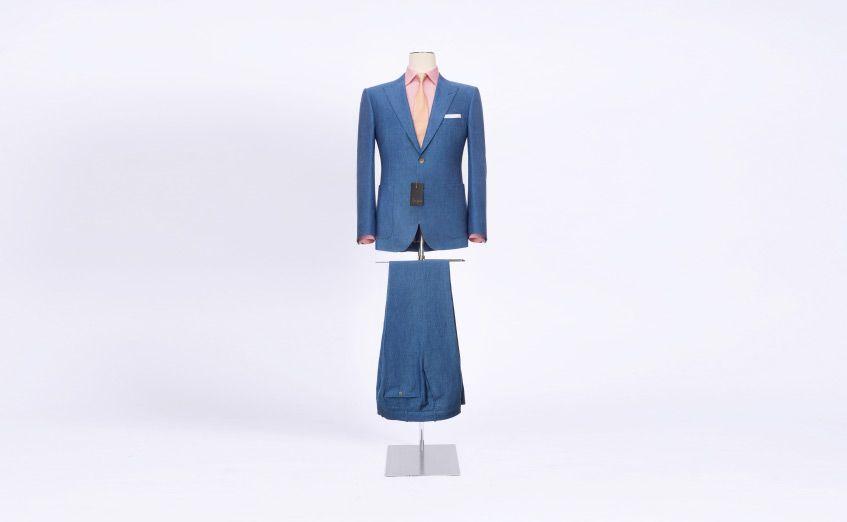 Urban Suit Style Entreprenuer Light Blue Senszio Bespoke 847x522
