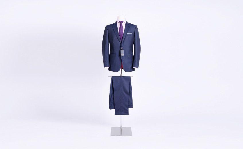 Urban Suit Style Professional Navy Senszio Bespoke 847x522