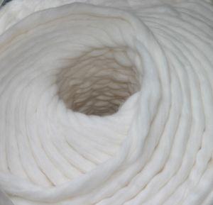 Cotton Fabric Raw Spiral