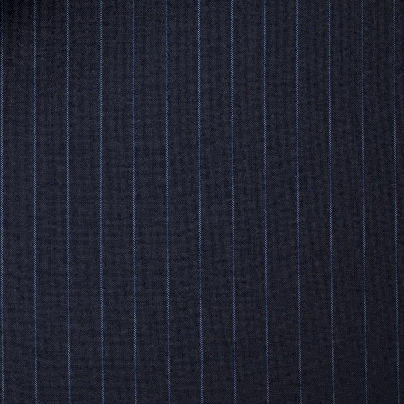 Summer Suit Carnet Fratelli Tallia Di Delfino 3990 Dark Navy 130s Virgin Wool