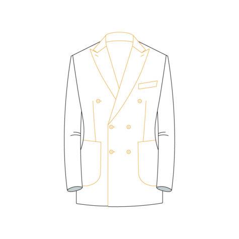 Senszio Garment Finals V2 Jacket Style 2
