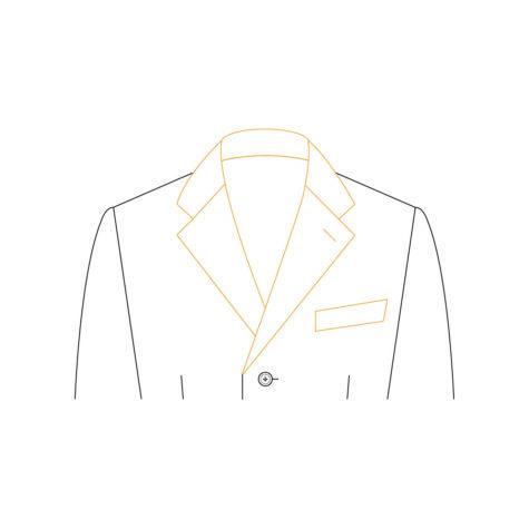 Senzio Garment Finals V1 Coat Collar Fabric