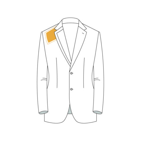 Senszio Garment Finals V1 Jacket Unconstructed