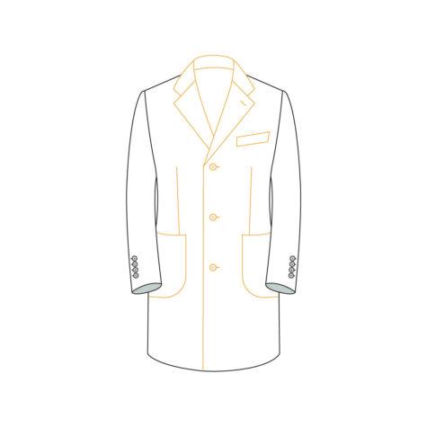 Senszio Garment Finals V2 Coat Style 1