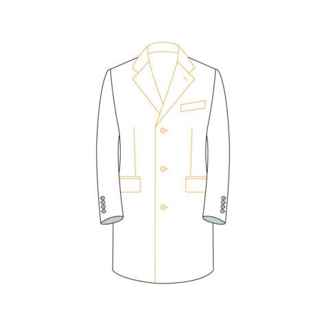 Senszio Garment Finals V2 Coat Style 2