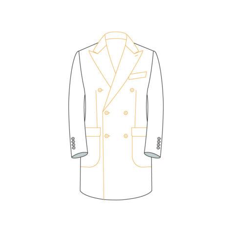 Senszio Garment Finals V2 Coat Style 3