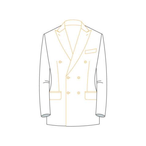 Senszio Garment Finals V2 Jacket Style 4