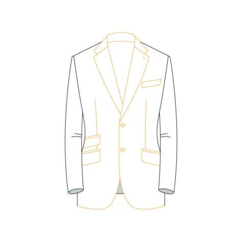 Senszio Garment Finals V2 Jacket Style 7