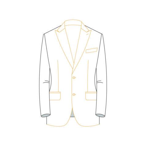 Senszio Garment Finals V2 Jacket Style 8