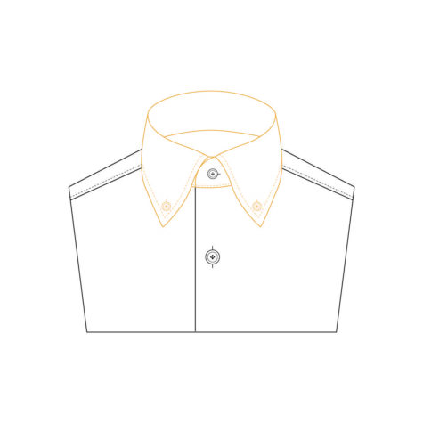 Senszio Garment Finals V2 Shirt Collar Button Down