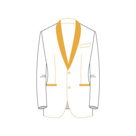 Senszio Garment Finals V2 Tuxedo Jacket Style 5