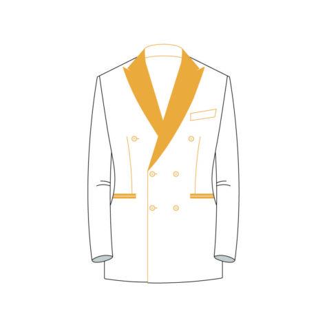 Senszio Garment Finals V2 Tuxedo Jacket Style 6