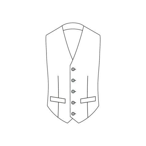 Senszio Garment Waistcoat 2 46