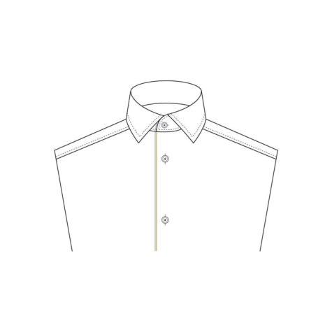 Senszio Garment Finals V1 Shirt Front Plain