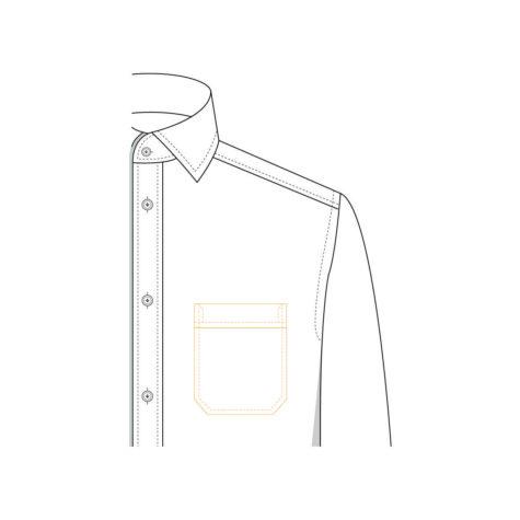 Senszio Garment Finals V1 Shirt Pocket Classic