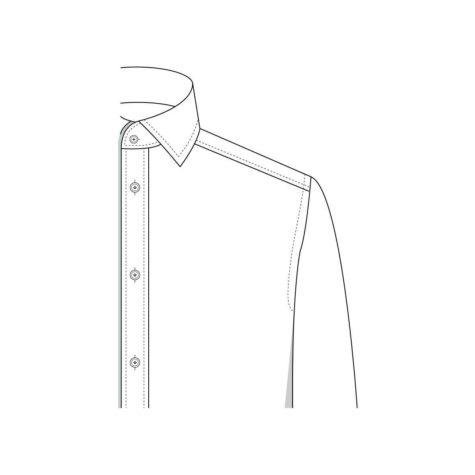 Senszio Garment Finals V1 Shirt Pocket None