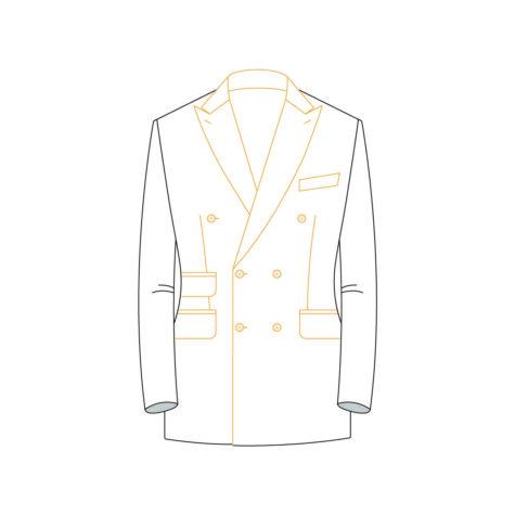 Senszio Garment Finals V2 Jacket Style 12