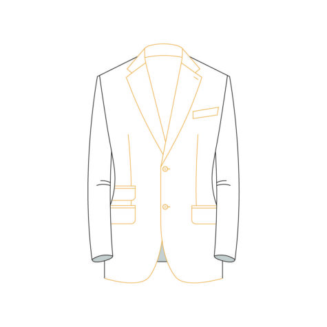 Senszio Garment Finals V2 Jacket Style 13
