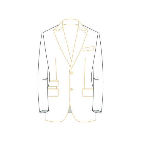 Senszio Garment Finals V2 Jacket Style 14
