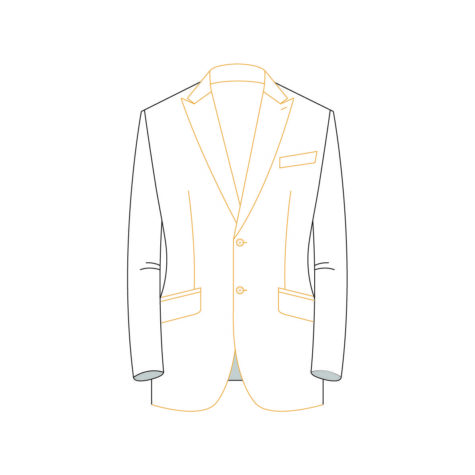 Senszio Garment Finals V2 Jacket Style 9