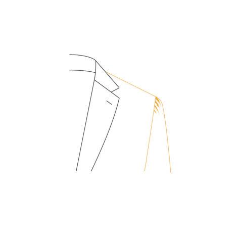 Senszio Garment Finals V2 Jacket Unconstructed No Shoulder Pad