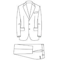Senszio Garment Finals V2 66 Suit