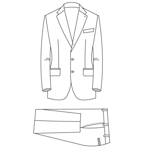 Senszio Garment Finals V2 66 Suit