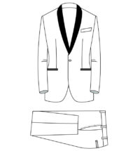 Senszio Garment Finals V2 67 Tuxedo