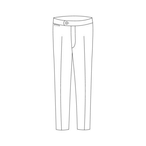Senszio Garment Finals V4 28 Trousers
