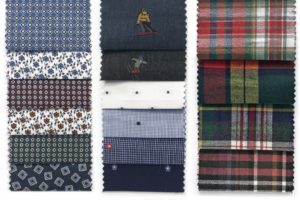 Thomas Mason Fabrics Ss 2018 Seasonal Swatches