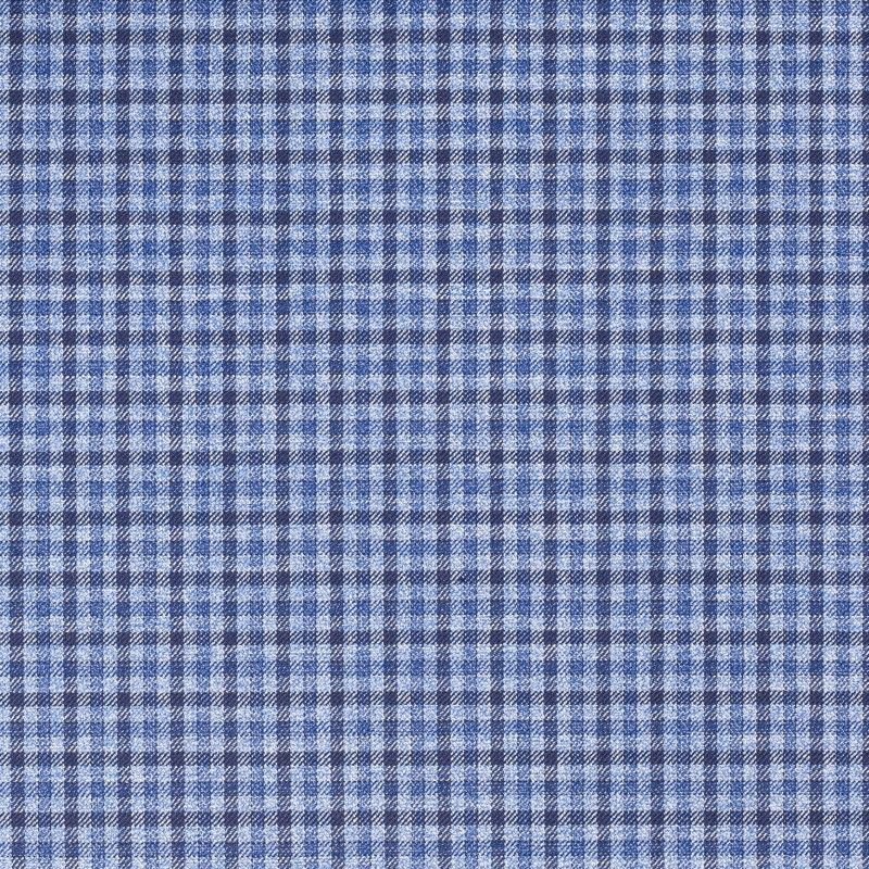 C1039 Carnet Light Blue Damier