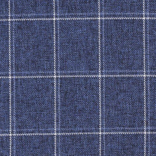 C1061 Carnet Blue Overcheck
