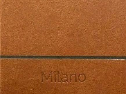 Carnet Milano Cover