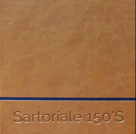 Sartoriale 150's Cover Reduced