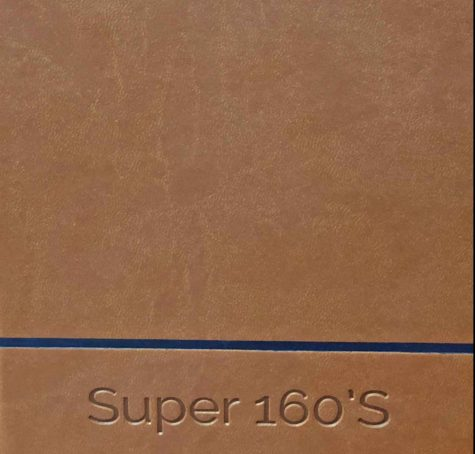 Super 160's Cover Reduced