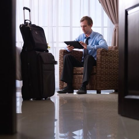 How To Pack Your Bespoke Suit For Business Travel