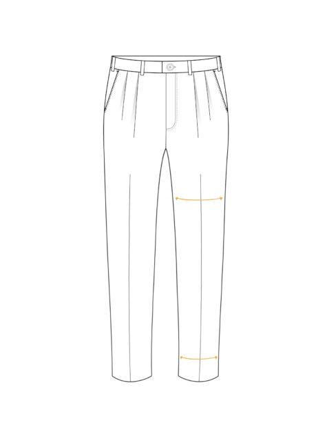 Full Length Chino Slim Fit
