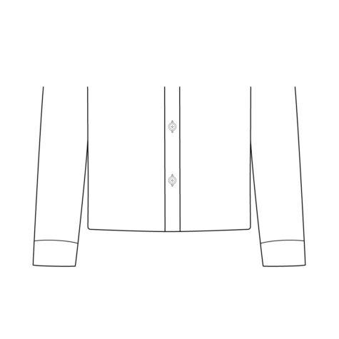 Shirt Jacket Lower Pocket 01