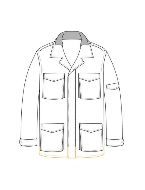 Field Jacket Regular Fit