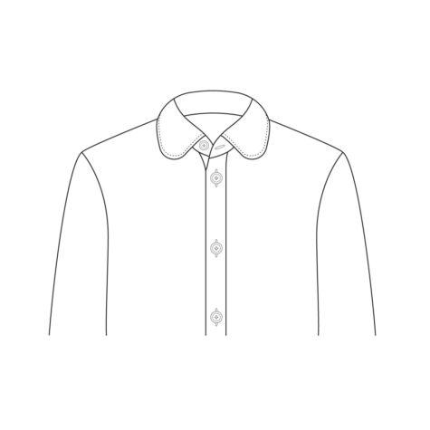 Shirt Jacket Collar 03
