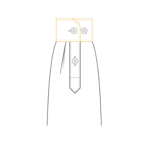 Shirt Jacket Cuff 03