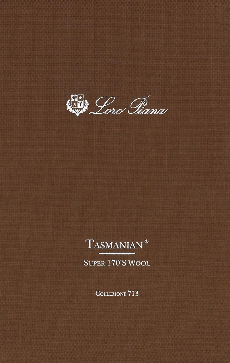Loro Piana 713 Tasmanian Cover