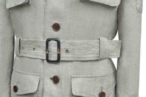 Oat Linen Jacket 07
