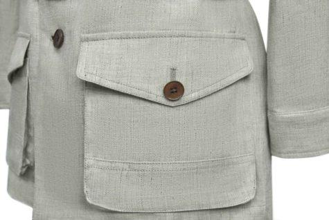 Oat Linen Jacket 08