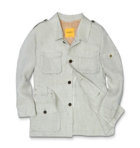 Oat Safari Jacket 03